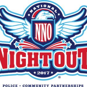 National Night Out 2017 – October 3rd