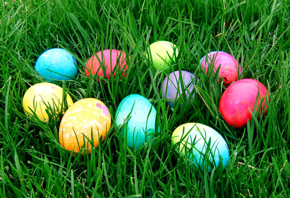 Spring Celebration and Egg Hunt in the North Park