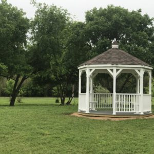 Gazebo in the North Park